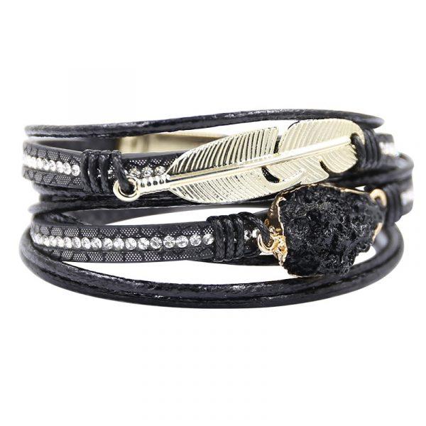 Bracelet La Plume Indienne