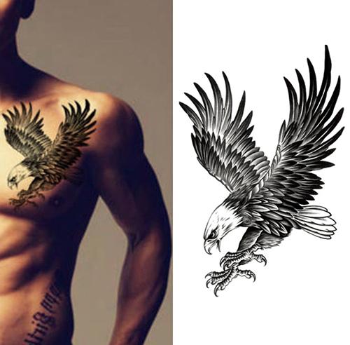 Tatouage Amérindien - Aigle Amérindien