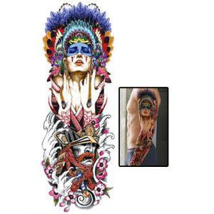 Tatouage Amérindien