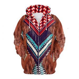 Veste Indienne Tecumseh