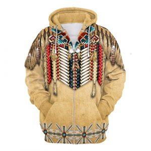 Veste Indienne Cochise