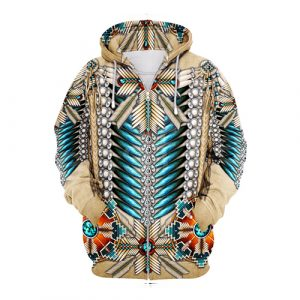 Veste Indienne Red Cloud
