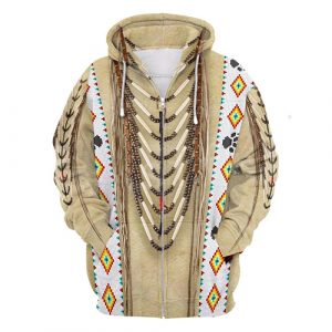 Veste Indienne Sitting Bull