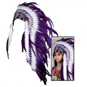 coiffe indienne d'Amérique