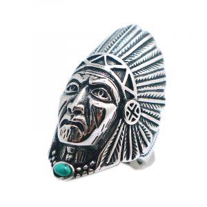Bague Amérindienne Navajo Indien