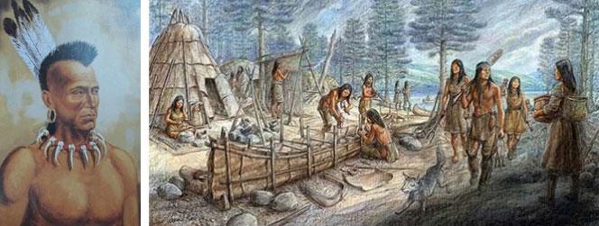 tribu indienne quebec