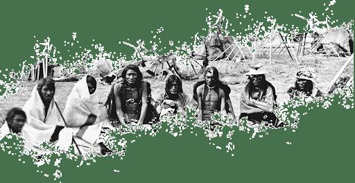 tribu amérindienne des grandes plaines