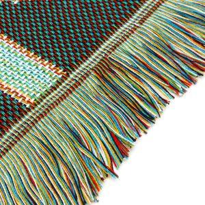Tapis Navajo Géométrique