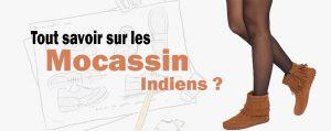 Mocassin Indien