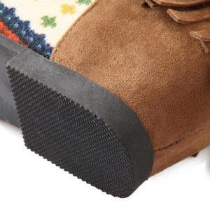 Chaussure Indienne Bottine Ethnique