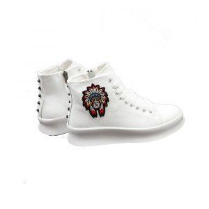 Chaussure Indienne Chef Amérindien un