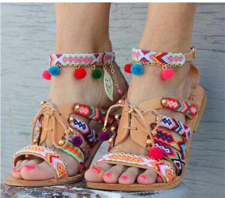 Sandale Indienne Guerrière