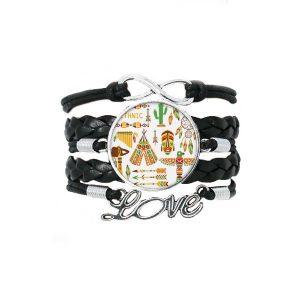 Bracelet Autochtone Infinie