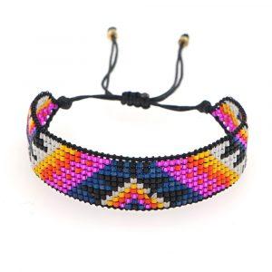 Bracelet Amérindien Perles de Rocaille