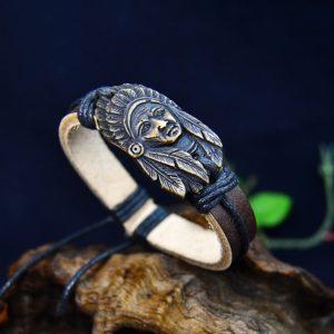 Bracelet Amérindien Homme